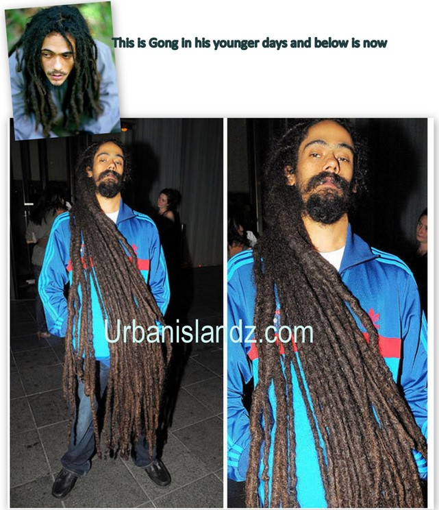 Damian marley put his dreadlocks in backpack to play soccer video share this thecheapjerseys Image collections