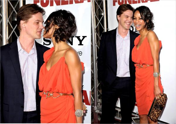 Zoe Saldana And Keith Britton Call It Quits