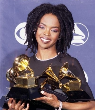lauryn hill grammy