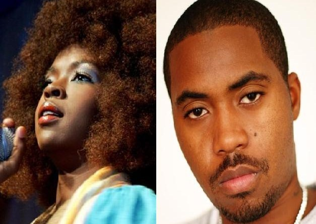 lauryn hill nas