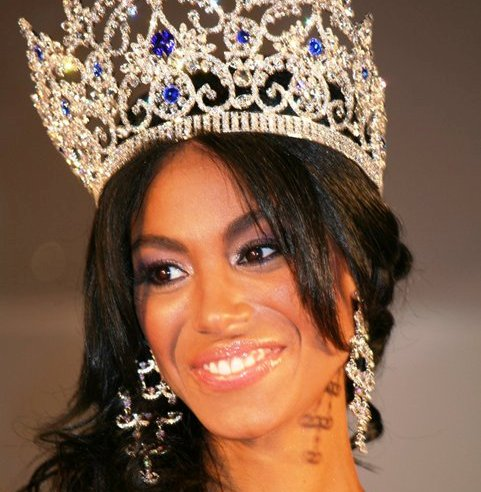 Reigning Miss Jamaica Universe Yendi Philipps was edged out of the on-line ...