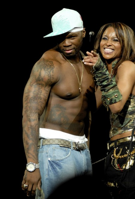 50 cent dating ciara