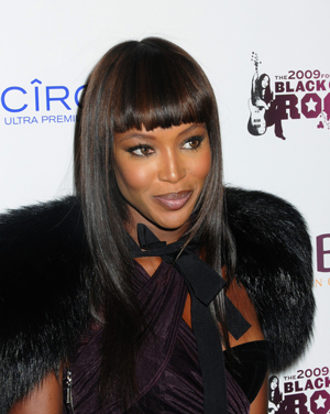 "Naomi Campbell On Having Children: ""I'm a recovering alcoholic and addict"""
