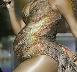 Offbeat: How Would Beyonce Look Pregnant… Image Inside