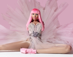 Nicki Minaj Pink Friday Album Cover