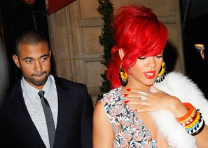 Rihanna Went All Out For Matt Kemp In Paris… Images Inside