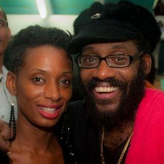 Tarrus Riley and Fan Guadeloupe