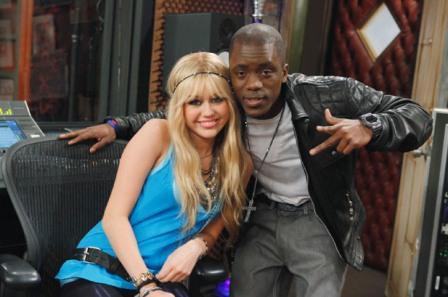 iyaz miley cirus Video: Miley Cyrus And Iyaz Gonna Get This Hanna Montana