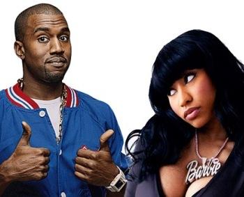 Kanye West & Nicki Minaj