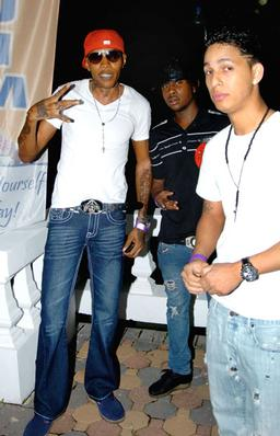 vybz kartel and Russian