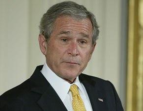 Former President Bush Calls Kanye West 'Disgusting'