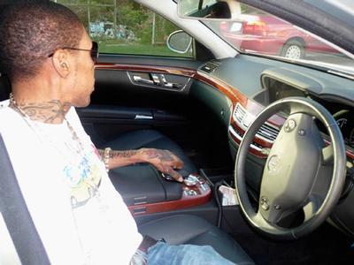 Vybz Kartel Benz