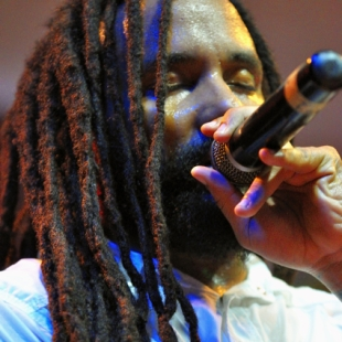 Ky-Mani Marley Rocks Negril [Photo]