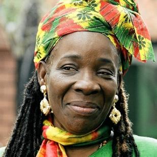 Rita Marley Received Marcus Garvey Lifetime Achievement Award