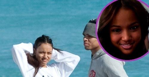 Chris Brown Girlfriend edt