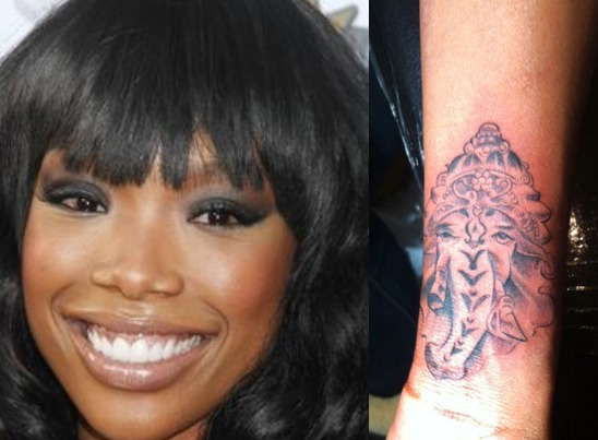 brandy tattoo