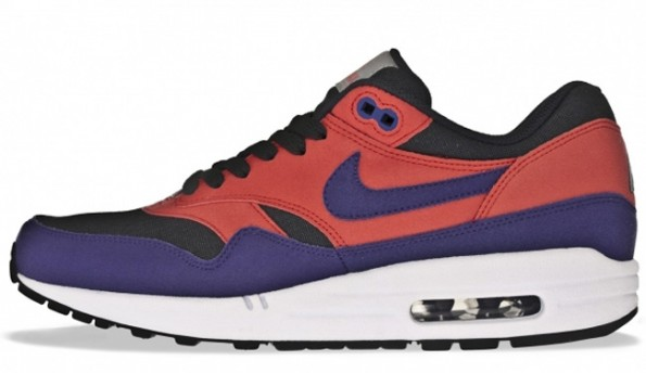 nike air max 1 acg dark shadow / orange / purple
