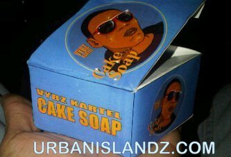 vybz kartel cake soap