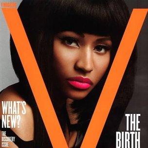 Nicki-Minaj v magazine