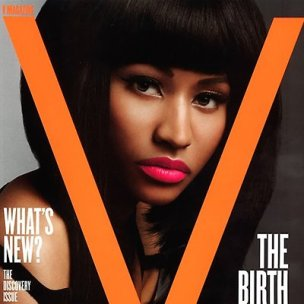Nicki Minaj Covers V Magazine [Photo]