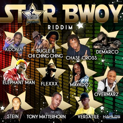 Star Bwoy Riddim