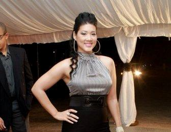 Tessanne Chin Heats Up At The Barbados Music Awards 2011 [Photo]