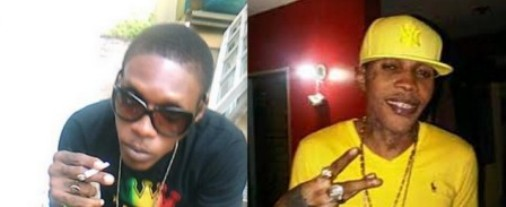 Vybz Kartel Before and After bleaching