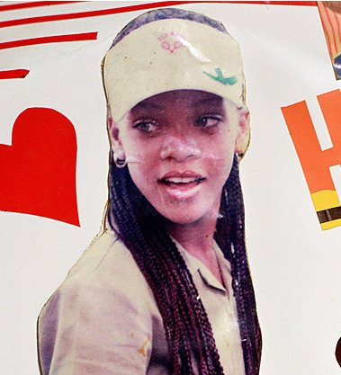 Young Rihanna Before Fame