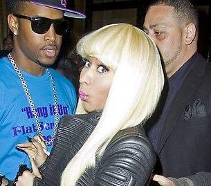 Nicki Minaj Chase From Buckingham Palace, Kicked Out Hotel In London [Photo]