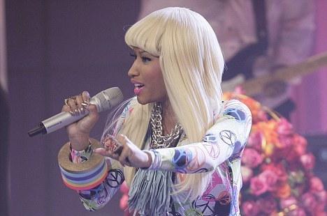 "Nicki Minaj Performs ""Moment 4 Life"" On Jay Leno [Video]"