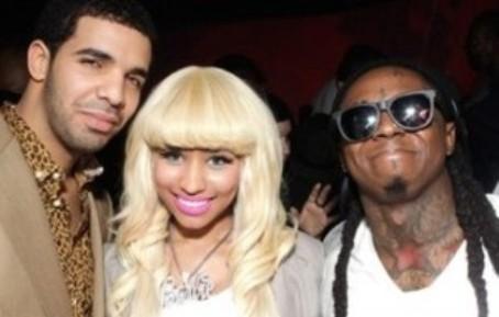 Drake Nicki Minaj Lil Wayne