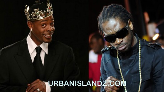 bounty killer Mr Lexx 2011