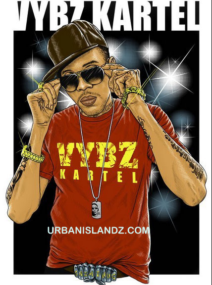 Vybz Kartel Booked For quotColouring Book Partyquot April 16