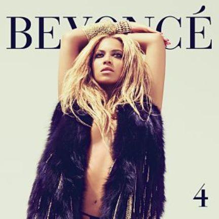 Beyonce 4 artwork album cover