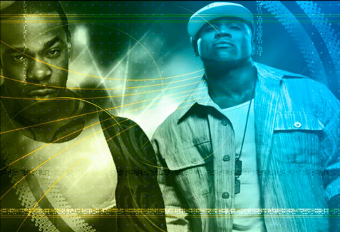 Busta Rhymes LL Cool J