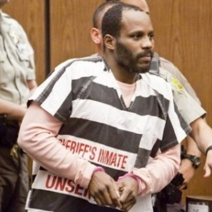 DMX in court
