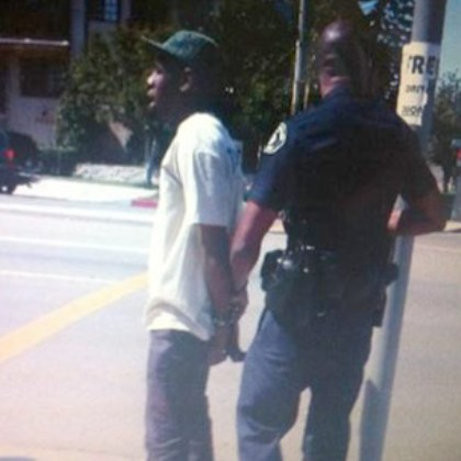 """Odd Future's Tyler The Creator, Arrested While Promoting His """"Goblin"""" Album"""