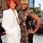 Rihanna and Mary J. blige