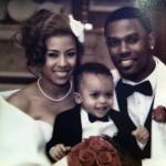 keyshia cole Daniel Gibson Wedding