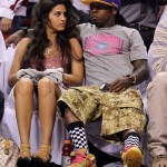lil wayne and new girl 2011
