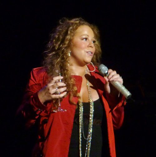 Mariah Carey In Trouble For Drinking Guinness While Breast ... мэрайя кэри