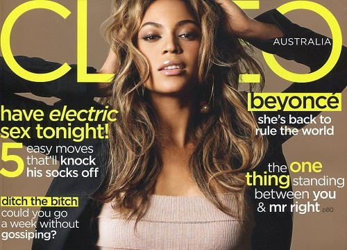 Beyonce-Cleo-Cover