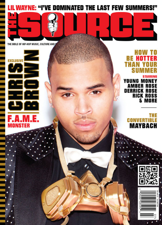 Chris Brown Covers The So