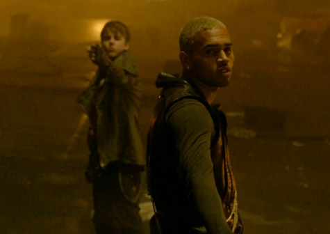 New Video: Chris Brown Ft. Justin Bieber – Next 2 You