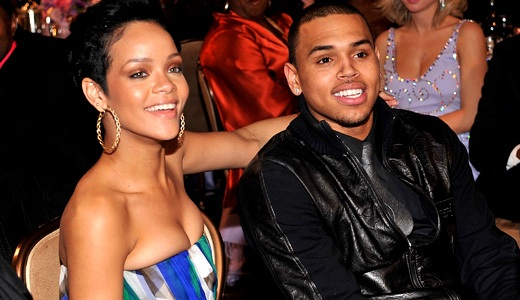 "Rihanna And Chris Brown Say ""I Love You"" On Twitter"
