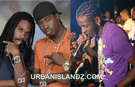 Aidonia and Andrew Wada Blood