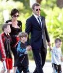 David and Victoria Beckham 1
