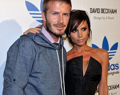 David and Victoria Beckham 4
