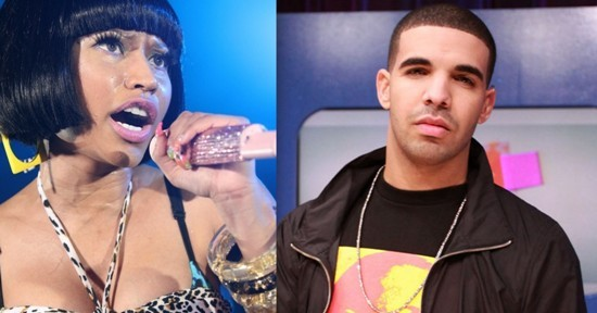 Nicki Minaj and Drake 2012