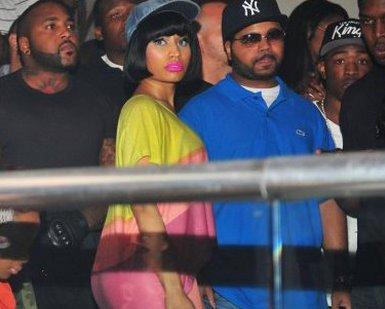 Nicki Minaj club